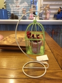 《齊洛瓦鄉村風雜貨》日本zakka雜貨 Paseo 迷你鳥籠架 展示吊架 吊鉤架 飾品架 花器吊架