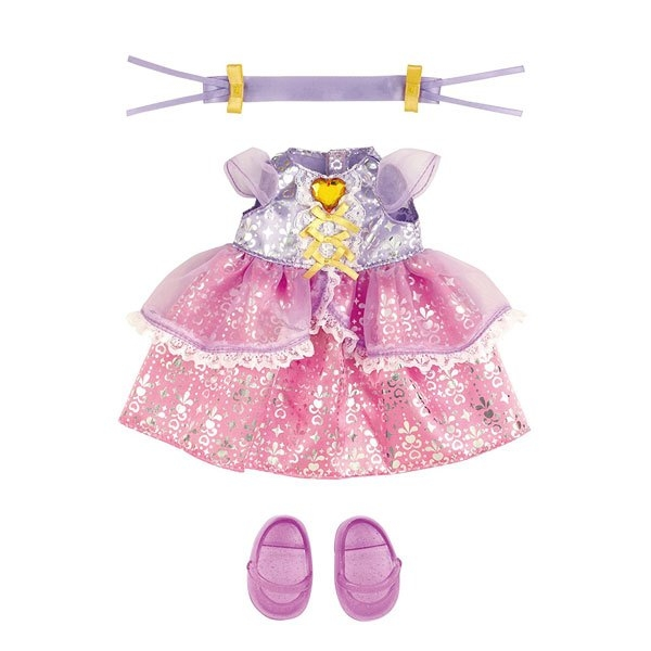 《 日本小美樂 》小美樂配件 - 愛心小禮服 ╭★ JOYBUS玩具百貨