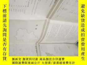 二手書博民逛書店罕見1980年中國政區,中國幹線郵路等Y16997 地圖