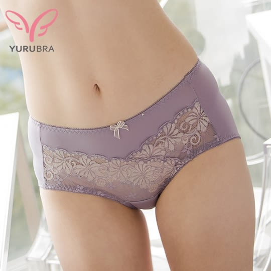 【Yurubra】舞動嘉年華內褲。三角-低腰-包臀-蕾絲-專區任兩件5折-台灣製。※R29