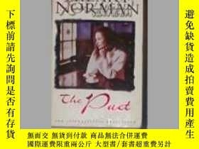 二手書博民逛書店英文原版罕見The Pact by Hilary NormanY