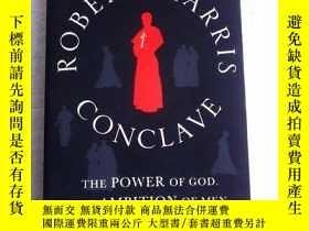二手書博民逛書店Conclave罕見英文原版Y83259 Robert Harris Arrow Books ISBN:97