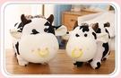 【35公分】仿真小牛玩偶 抱枕 絨毛娃娃 聖誕禮物交換禮物 生日禮物 療癒小物