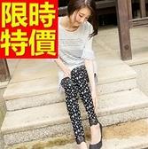 休閒褲-時尚性感蕾絲女長褲55v43[巴黎精品]