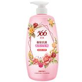 566玫瑰養髮抗菌香氛洗髮精800ml【愛買】
