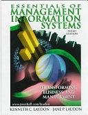 二手書 《Essentials of Management Information Systems: Transforming Business and Management》 R2Y ISBN:0130819735
