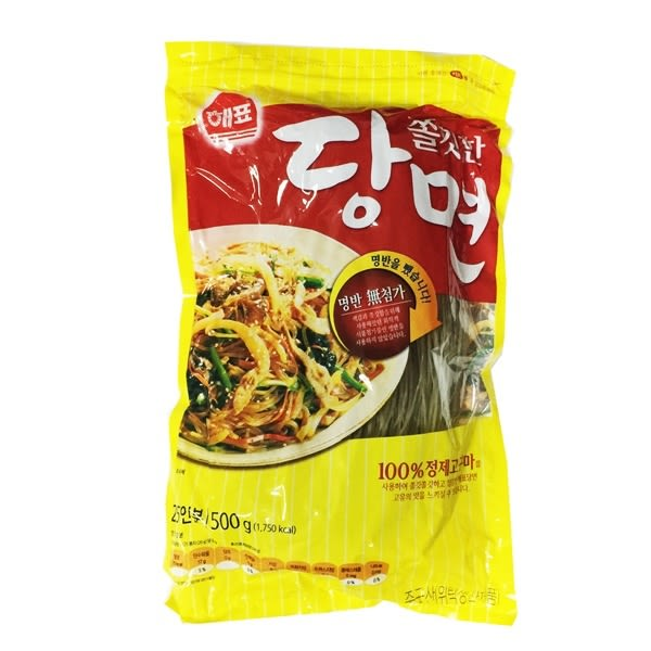 韓國SAJO 韓式冬粉(500g) 韓國原裝進口