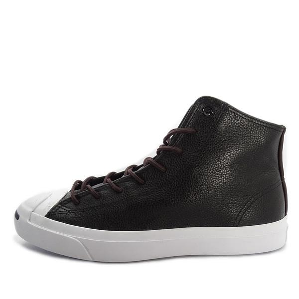 Converse Jack Purcell [149937c] 男女 休閒 經典 百搭 開口笑 帆布鞋 黑