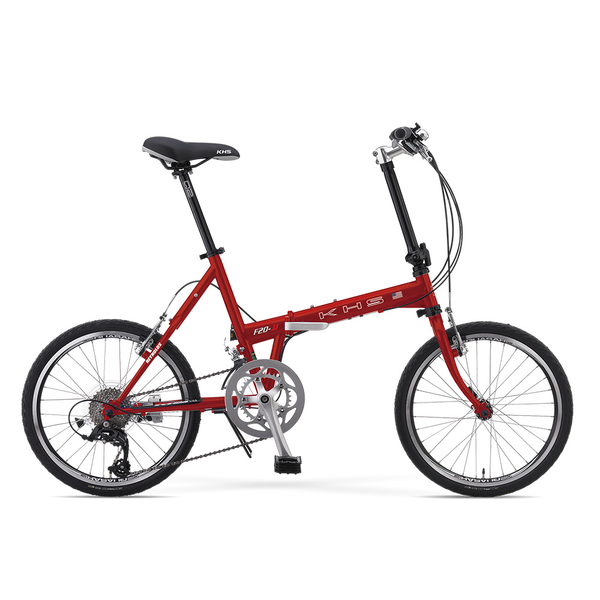 KHS 功學社 16速摺疊車F20-JJ / 城市綠洲 (小摺車、可折疊、自行車、鐵人三項、鐵馬)