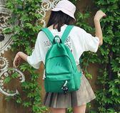 雙肩包ins超火雙肩包大學生書包女韓版原宿ulzzang高中學生初中旅行背包全館免運 二度3C