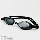 【T-STUDIO】造型泳鏡-黑色