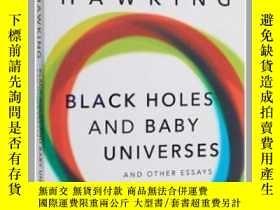 二手書博民逛書店黑洞和小宇宙論文罕見英文原版 Black Holes And Baby Universes And Other E
