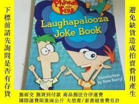 二手書博民逛書店Laughapalooza罕見joke book(英文, 不好)