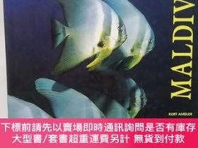二手書博民逛書店MALDIVES罕見KURT AMSLER 海洋魚攝影Y22565 KURT AMSLER SWAN.HILL