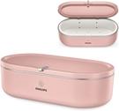 Philips【日本代購】飛利浦UV-C 智能手機除菌 小物品紫外線消毒 -粉色