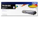 TN-261BK brother原廠彩色雷射專用碳粉匣 (可列印2500頁) HL-3170DW,MFC-9330CDW