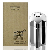 Montblanc Emblem Intense 萬寶龍銀河男性淡香水 100ml Tester 包裝
