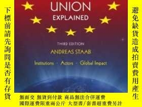 二手書博民逛書店The罕見European Union Explained, T