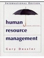 二手書博民逛書店《Human Resource Management (PIE)