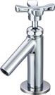 【麗室衛浴】國產 精緻良品 古典花瓣立栓 單一出水 LS-34283