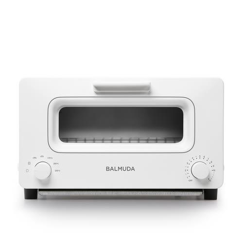 百慕達 BALMUDA The Toaster蒸氣烤麵包機 K01J (白/黑)日本必買/完美主義烤箱