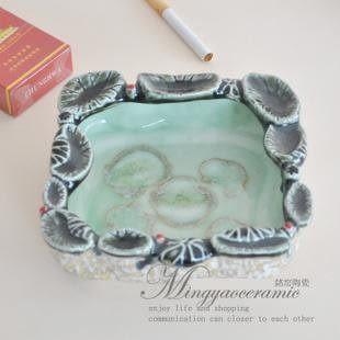 陶瓷全手工捏造藝術品