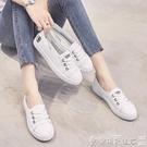 平底鞋女 2020年春款淺口小白女鞋網紅平底板鞋2020新款春季爆款百搭單鞋夏 爾碩