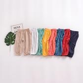 寶寶防蚊褲夏季薄款男女嬰兒燈籠褲兒童