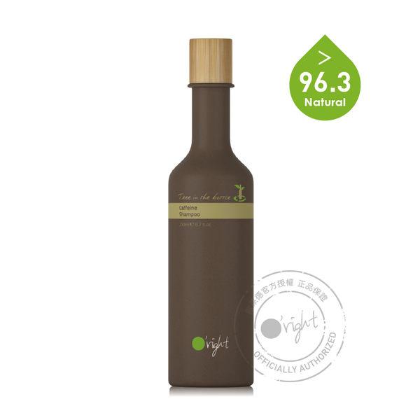歐萊德 O'right 瓶中樹咖啡因洗髮精250ml