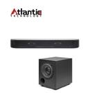 靜態展示品《九成五新》購買日起享保固 Atlantic FS-7.1 被動式SOUNDBAR 7聲道喇叭+SB-900重低音