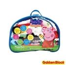 日本Gakken學研益智積木-快樂公園組合(佩佩豬)(1歲-)STEAM教育玩具GKB137