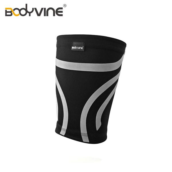 Bodyvine 超薄貼紮大腿套CT13518-灰色(S~2XL) / 城市綠洲(護具、貼紮、UPF50+)