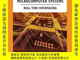 二手書博民逛書店Embedded罕見Microcomputer Systems: Real Time InterfacingY