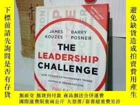 二手書博民逛書店罕見實拍;The Leadership Challenge: H