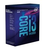Intel Core i3-8100 中央處理器(盒裝) 第八代 Intel 處理器