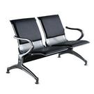 CP-820B-2H 黑透氣皮 公共排椅 / 組