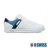 K-SWISS Lundahl WT S時尚運動鞋-男-白/藍