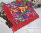 【雪曼國際精品】GUCCI 經典70CM X70CM 正方絲巾─全新品現貨