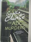 【書寶二手書T6/原文小說_AMN】Poirot:The ABC Murders_Agatha Christie