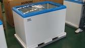 «免運費»HiRON海容 3尺7 玻璃推拉冷凍櫃 (HSD-358)【南霸天電器百貨】