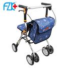 【富士康】時尚輕便型散步車 FZK-717 藍色 (購物車 健步車)