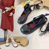 新款軟妹日系蘿莉塔鞋娃娃鞋洛麗塔少女小皮鞋可愛學生鞋平底  極有家