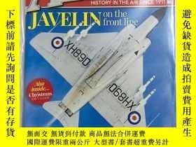 二手書博民逛書店英文雜誌罕見AEROPLANE HISTORY IN THE AIR SINCE 1911 飛機雜誌 2018年1