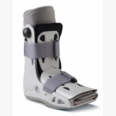 頂級氣動式足踝護具(短)H1038