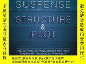 二手書博民逛書店Mastering罕見Suspense, Structure, And PlotY364682 Jane Cl