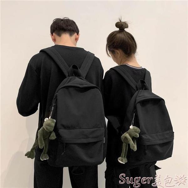 後背包 年新款書包女韓版原宿ulzzang大學生大容量潮流男後背包背包 新品