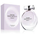 Calvin Klein Sheer Beauty Essence 純情雅緻淡香水 100ml