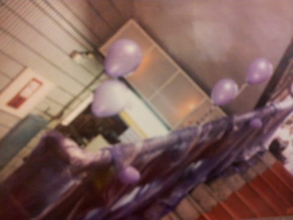 情意花坊網路花店~新北市永和花店婚禮佈置~相片鮮花佈置走道紅地毯佈置(吉立超市)