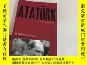 二手書博民逛書店Atatürk:罕見An Intellectual Biogra