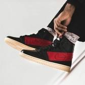 【現貨】NIKE Air Jordan 1 Retro High OG Defiant Couture 禁穿 黑 紅 奶油底 喬丹 男鞋 BQ6682-006
